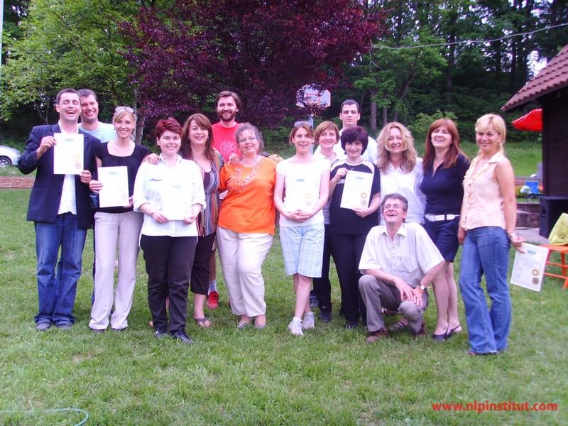 Dodela prvih NLP Master sertifikata u Srbiji