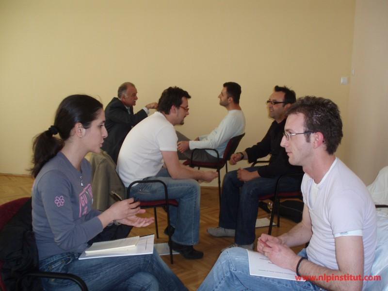 NLP prvi put u Makedoniji