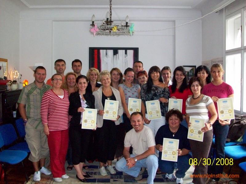 Sertifikacija NLP Business Practitioner