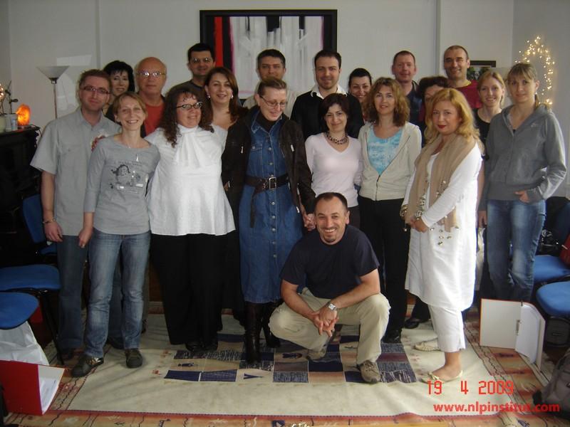 Bernd Isert – gost na NLP Master edukaciji