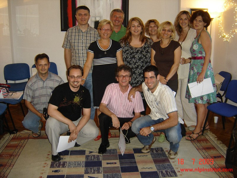 Letnji intenzivan NLP business practitioner trening
