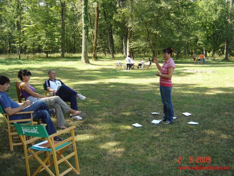 Prvi trening za NLP Trenere