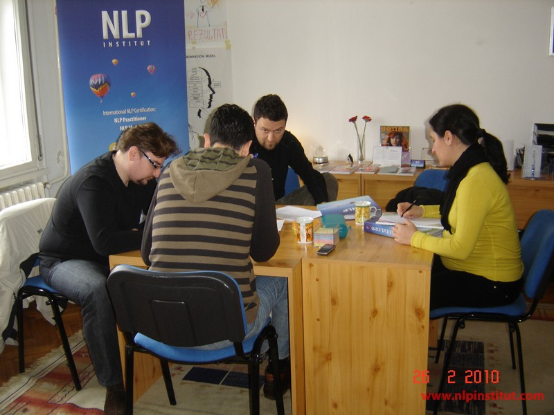 Sertifikacija NLP Mastera