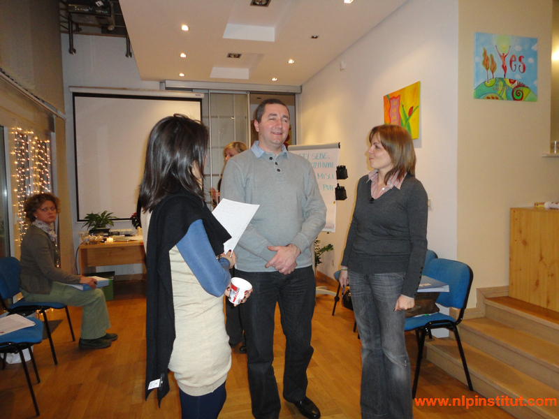 Peti modul NLP Business Practitioner-a