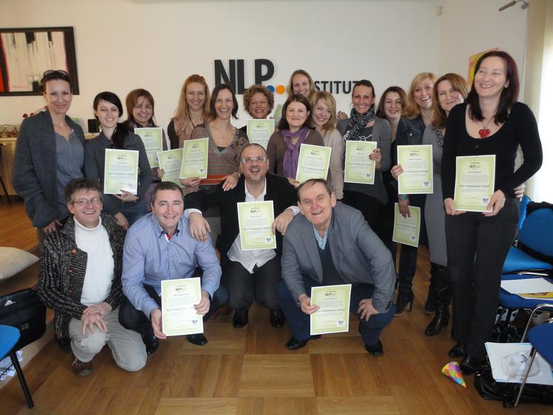 NLP Business Practitioner – Integracija i sertifikacija