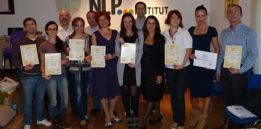 Sertifikacija NLP Master-a – prezentacije poželjnih promena u svetu