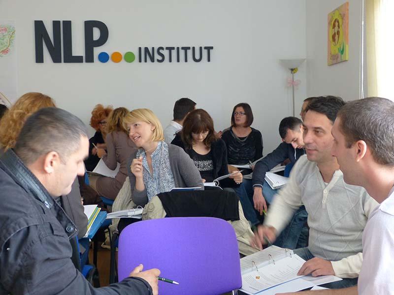 Drugi modul NLP Business Practitioner-a