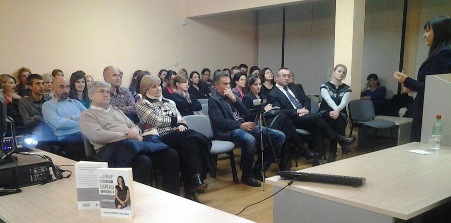 NLP predavanje u Kruševcu