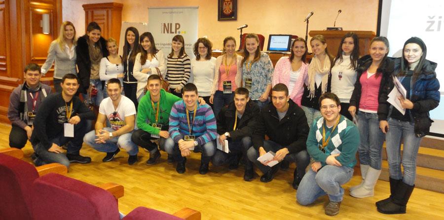 NLP kao podrška u razvoju mladih