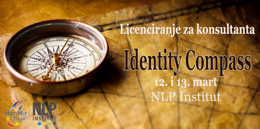 Identity Compass® licenciranje