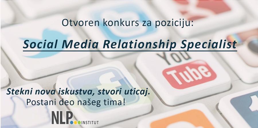 Social Media Relationship Specialist