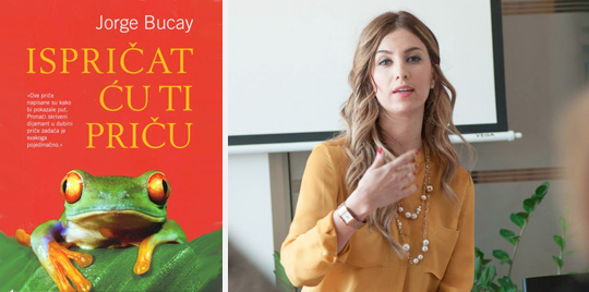 """Ispričat ću ti priču"" – Jorge Bucay"