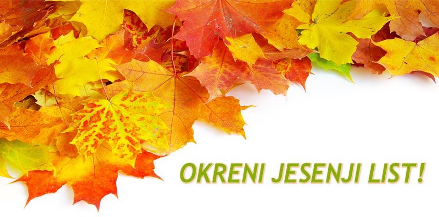 Kreiraj zlatnu jesen uz NLP edukacije