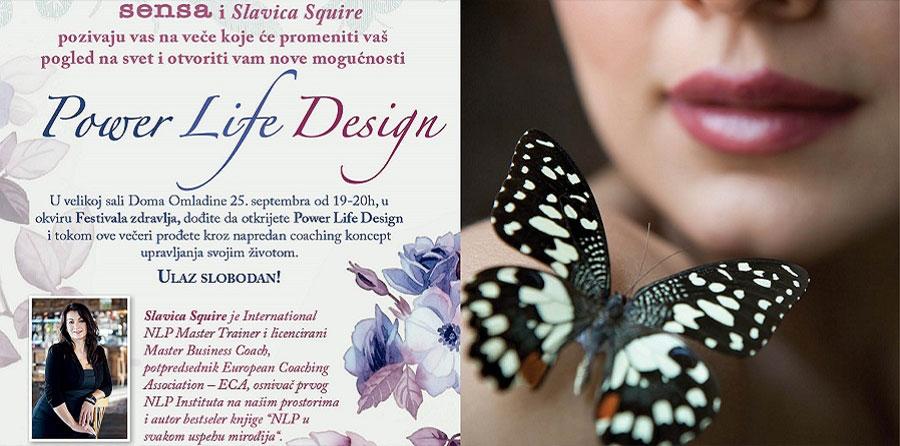 Otvorite vrata čarobnih mogućnosti – Power Life Design program