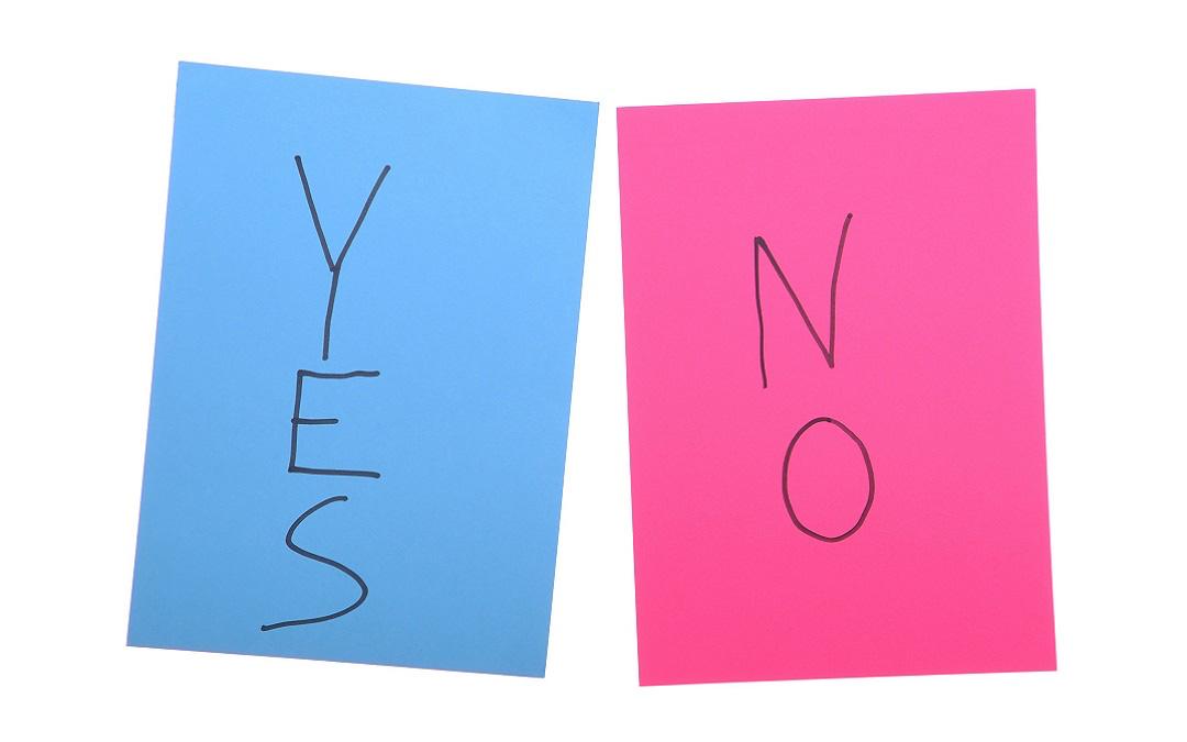 Kako da kažete NE?