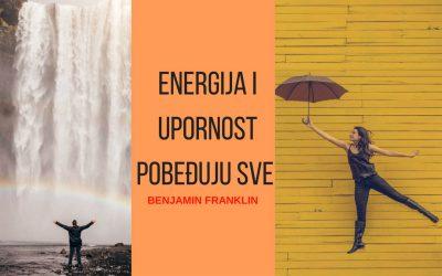 Kako da imate dovoljno energije za sve?