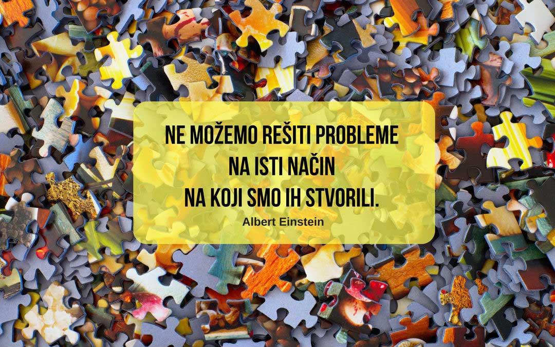 Kako da postanete majstor za rešavanje problema?