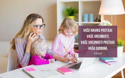 Kako da se oslobodite osećaja rastrzanosti imeđu porodice i posla?