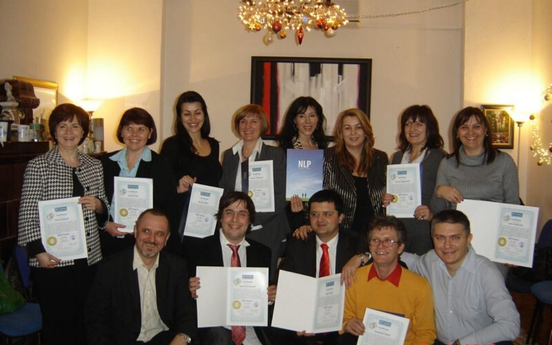 2010. na NLP Institutu: Intenzivno učenje